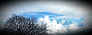 le balcon du Mont Blanc